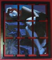 Tori Amos in panels by MistressMasochist