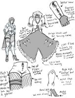 Siela -- Clothing Sheet by AnimeMan90