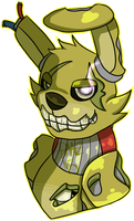 SpringTrap by CollisionXIII