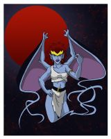 050412 Demona by GillyPerkyGoth