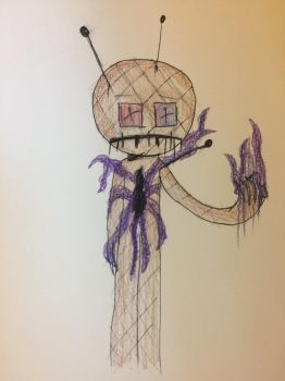 Voodoo dolly by sweettooth2220