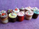 New Cupcake Charms! by LittleSweetDreams