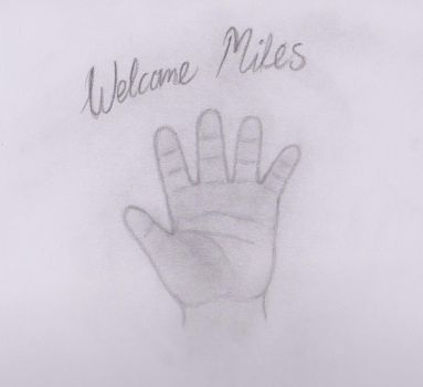 Welcome Miles by Jossan-chan