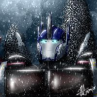 Prime's Winter Wonderland by MNS-Prime-21