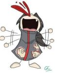 Itachi Nosebleed EXPLOSION by Lin-Niccals