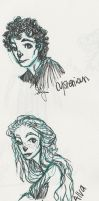 Cystenian and Alva by Hopeiscomingforme