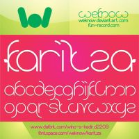karitza font by weknow by weknow