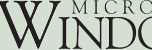 "Early Windows logo ""1985-1991"" by metrovinz"