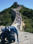 At the Great Wall by Rahiden