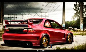 Honda Civic2 by Geza60