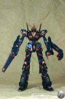 MG Banshee OVA version by garretmasterson