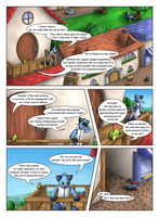 June Task - Misleading Messages - Page 1 by ArtOfTheGame