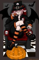 Halloween Candy by Vilmy