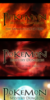 The Pokemon Mystery Dungeon Trilogy