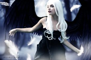 Dark Angel by Art-Has-Soul