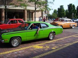 Plymouth Duster by DetroitDemigod
