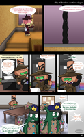 Slip of the Gun: An Alien Caper (Page 43) by Fishlover