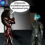 EVO Universe: Affirmative Action #4 by EVOUniverse