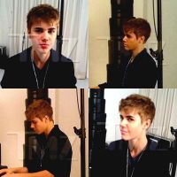 NEWW PICS OF JUSTINS HAIR by jellogurl55