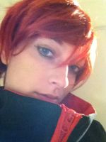 Sasori Cosplay Test 2 by MotherMcKarther