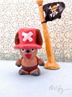 Tony Tony Chopper! by MagicFlyingBunnies
