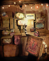 Boxtrolls Contest - Need Your Vote! by Izzie-Hill