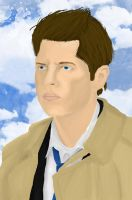Castiel by KittiofDOOM