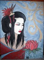 Lotus by helloprocro