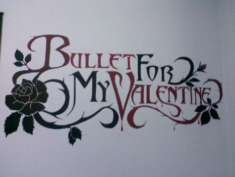 Bullet for my valentine by tubiONdeROX