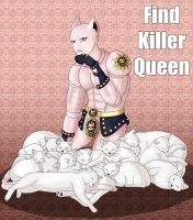 Find Killer Queen by Giaru-Orihidero
