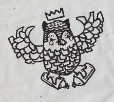 owl by ample