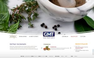 Gmt Food Website4 by grafiket