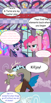 HISHE Return To Harmony Comic by ThatBronyWithGlasses