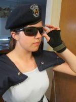 Feelin' like Wesker by LaceyAlaynna
