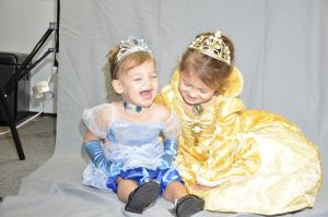 Little Princess Preview - Sisters by lucretia-stock