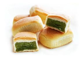 Green Tea Cake by VintageWarmth