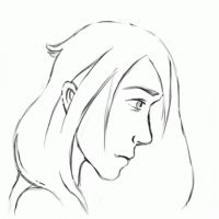 girl (gif) by KateAlexCrowe