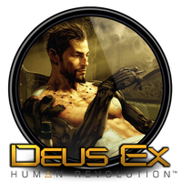 Deus Ex-Human Revolution by edook