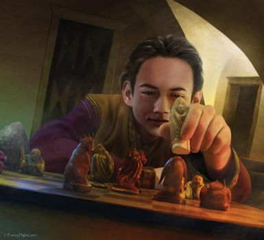 A Game of Thrones LCG: Trystane Martell by Thaldir