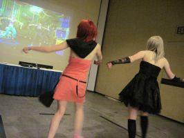 Just Dance, Cosplay Style by AnaxErik4ever