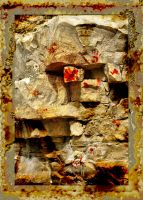 Blood And Rocks by gors