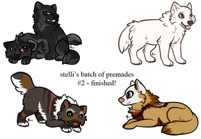 premades batch two by stellified