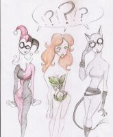 Gotham girls huzzabuhwah?? by Ms-Luther