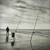 fisherman by veftenie