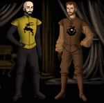 Stannis and Davos by alcanis-ivennil