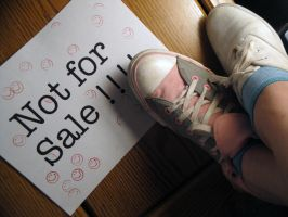 Not for Sale by foreverprairie
