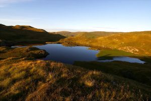 Angle Tarn Evening by scotto