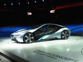BMW i8 concept by Bullrick