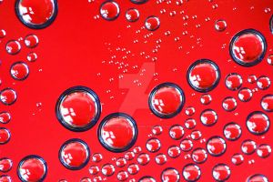Lots of Drops by AnjaSchlegelmilch