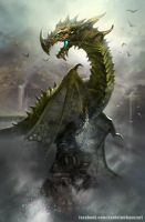 Dragon by danielmchavez